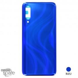 Vitre arrière Xiaomi mi9 lite - Bleue