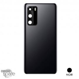 Vitre arrière Noire Huawei P40