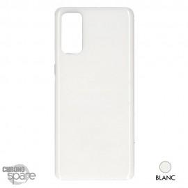 Vitre arrière Samsung Galaxy S20 G980F - Blanche