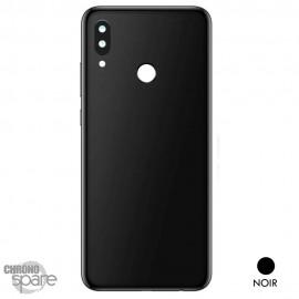 Châssis + lentille caméra Huawei P Smart Plus 2019 - Noir