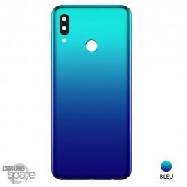 Châssis + lentille caméra Huawei P Smart Plus 2019 - Bleu