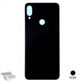 Vitre arrière Xiaomi Redmi 7 - Noire