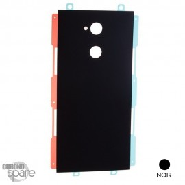 Vitre arrière Sony Xperia XA2 ultra H3213, H4213 - Noire