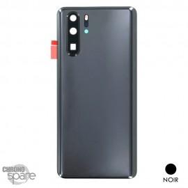 Vitre arrière + vitre caméra Huawei P30 Pro - Noire