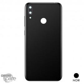 Châssis + vitre caméra Huawei Y7 2019 - Noire