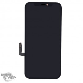 Ecran LCD + Vitre tactile blanche iPhone 12 mini (OEM LCD)