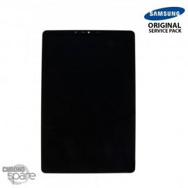 """Ecran LCD et Vitre Tactile noire Samsung Galaxy Tab S4 10,5"""" T830/835 (officiel)"""
