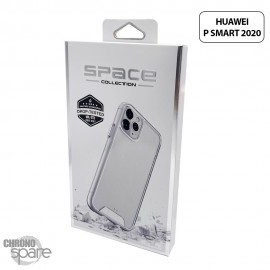 Coque silicone Transparente Space Collection Huawei P Smart 2020