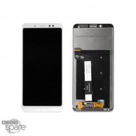 LCD + vitre tactile Blanc Xiaomi Redmi Note 5