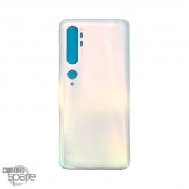 Vitre arrière blanche Xiaomi Mi note 10