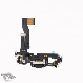 Nappe connecteur de charge iPhone 12 pro Graphite (Reconditionnée)
