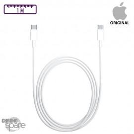 Câble de charge iPhone original Type-C Vers Type-C- 1M- avec boîte