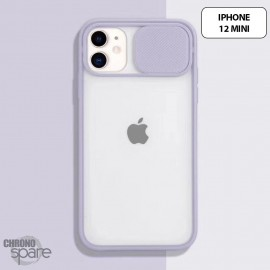 Coque Transparente iPhone 12 mini -Mauve
