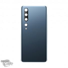 Vitre arrière + lentille caméra Xiaomi Mi 10 Noire