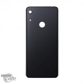 Vitre arrière + lentille caméra Huawei Y6s 2019 Noire