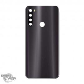 Vitre arrière + lentille caméra Xiaomi Redmi Note 8T Noire