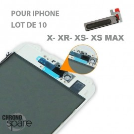 grille ecouteur iphone x