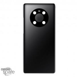 Vitre arrière + lentille caméra Huawei Mate 40 pro Noire