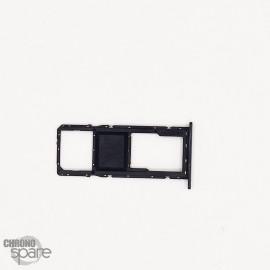 Tiroir simple SIM Samsung Galaxy A11 Noir