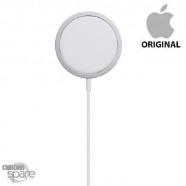 Chargeur Induction Apple Magsafe original usb 20W Blanc avec boite