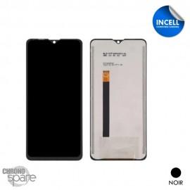 Ecran LCD + Vitre Tactile noir Samsung Galaxy A80 (incell)