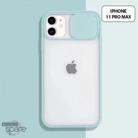 Coque Pop Color iPhone 11 pro max - Vert Clair