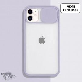 Coque Pop Color iPhone 11 pro max - Mauve