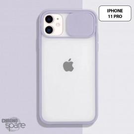 Coque Pop Color iPhone 11 pro - Mauve