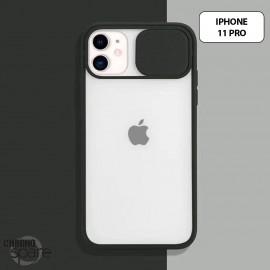 Coque Pop Color iPhone 11 pro - Noir