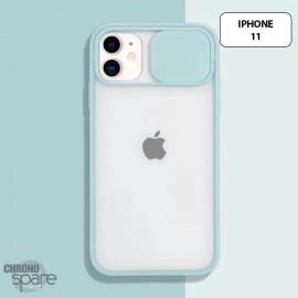 Coque Pop Color iPhone 11 - Vert Clair