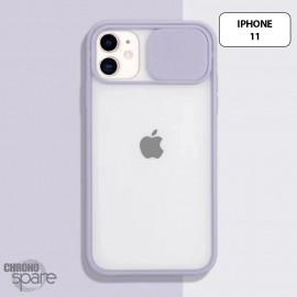Coque Pop Color iPhone 11 - Mauve