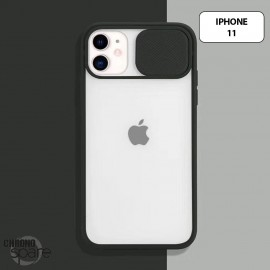 Coque Pop Color iPhone 11 - Noir