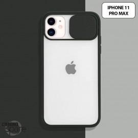Coque Pop Color iPhone 11 pro max - Noir