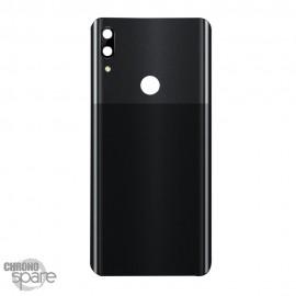 Vitre arrière + lentille caméra Huawei P smart Z Noire