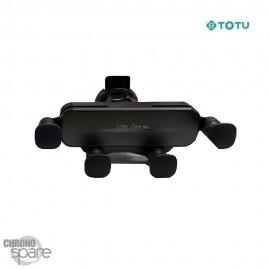 Support grille aération noir TOTU ( DCTV-020)