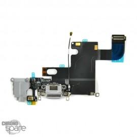 Nappe connecteur de charge gris Apple iPhone 6S