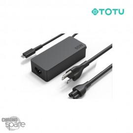 Chargeur 20V 3.25A 65W - output type C 1,8m TOTU (LU-65WPD)