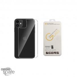 Film protection transparent pour châssis arrière iPhone 12 mini