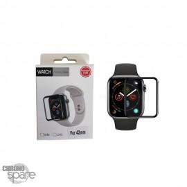 Vitre de protection en verre trempé (incurvée) Apple Watch 40mm avec Boîte