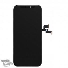 Ecran LCD + vitre tactile iPhone XS MAX Noir (TFT)