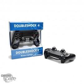 Manette COMPATIBLE Dualshock PS4 Noire