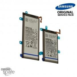 Batterie Principale et Secondaire Samsung Galaxy Z Fold 2 F916B (officiel)