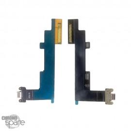 Nappe connecteur de charge iPad Air 4 Argent