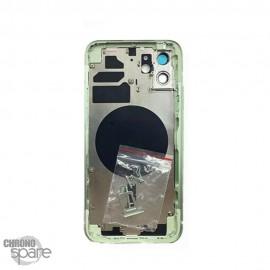 Châssis iphone 12 mini vert - sans nappes
