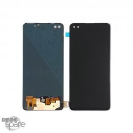 Ecran LCD + vitre tactile Noire Oppo Reno 4 5G