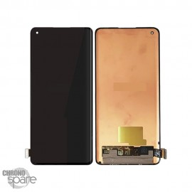 Ecran LCD + vitre tactile Noire Oppo Reno 4 Pro 5G
