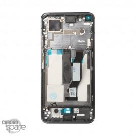 Ecran LCD + vitre tactile + châssis noire Xiaomi Mi 10T / 10T Pro
