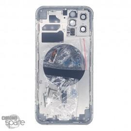 Châssis iphone 12 pro blanc - sans nappes