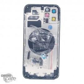 Châssis iphone 12 pro bleu - sans nappes