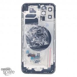 Châssis iphone 12 pro gris - sans nappes